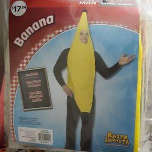 Banana Men's Costume